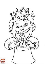 Dessin des rois - Dessin sur galette des rois ...